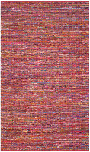 Safavieh Nantucket Nan220c Red Area Rug