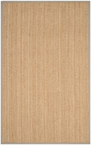 Safavieh Natural Fiber Nf115p Natural - Grey Area Rug