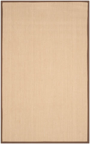 Safavieh Natural Fiber Nf141c Maize - Brown Area Rug