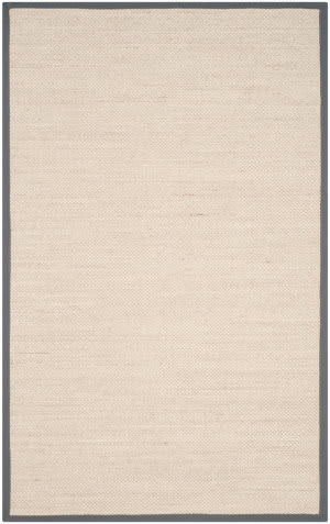 Safavieh Natural Fiber Nf143d Marble - Dark Grey Area Rug