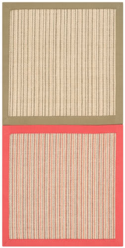 Safavieh Natural Fiber Nf442ab Assorted Area Rug