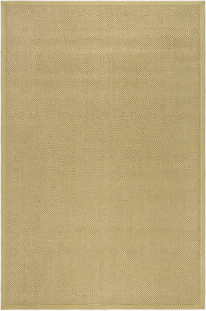 Safavieh Natural Fiber NF443A Maize / Wheat Area Rug