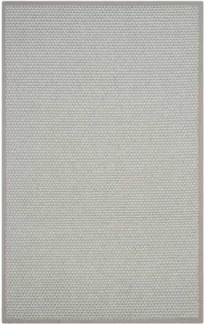 Safavieh Natural Fiber Nf463b Silver - Grey Area Rug