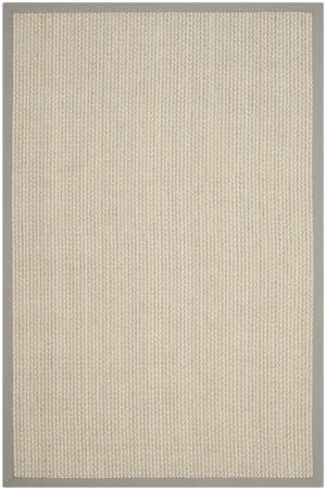 Safavieh Natural Fiber Nf475a Grey Area Rug