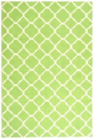 Safavieh Newport Npt430c Green - Ivory Area Rug