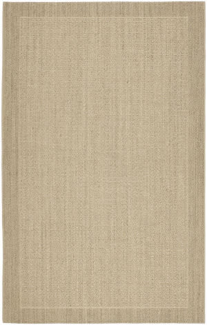 Safavieh Palm Beach Pab321a Desert Sand Area Rug