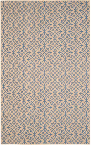 Safavieh Palm Beach Pab513a Natural - Black Area Rug