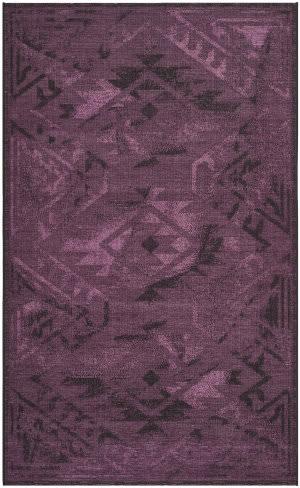 Safavieh Palazzo PAL122-56C7 Black / Purple Area Rug