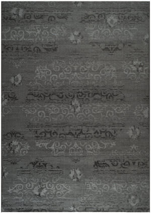Safavieh Palazzo PAL129-56C6 Black / Grey Area Rug