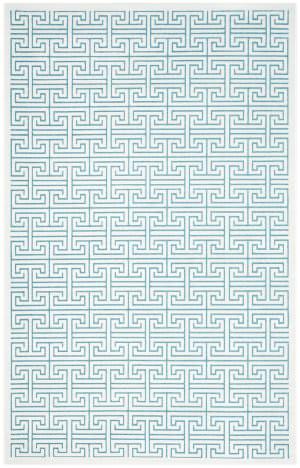 Safavieh Paradise Par641a Ivory - Turquoise Area Rug