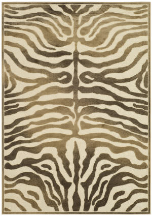 Safavieh Paradise PAR83 CREME / BROWN Area Rug