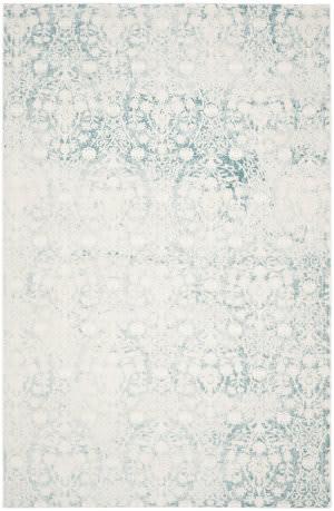 Safavieh Passion Pas403b Turquoise - Ivory Area Rug