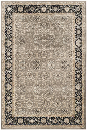 Safavieh Persian Garden Peg608p Grey - Black Area Rug