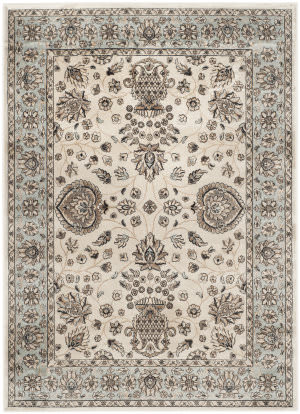 Safavieh Persian Garden Peg610k Ivory - Light Blue Area Rug