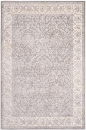 Safavieh Persian Garden Peg613w Silver - Ivory Area Rug