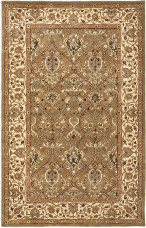 Safavieh Persian Legend PL819A Light Green - Beige Area Rug