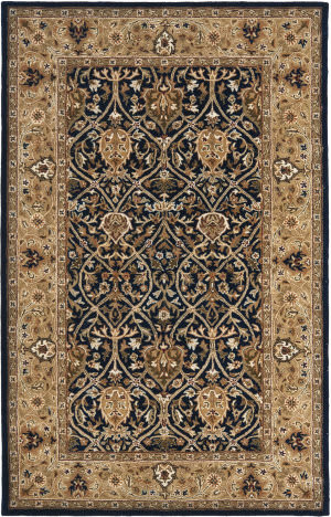Safavieh Persian Legend Pl819c Blue / Gold Area Rug