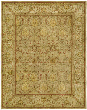 Safavieh Persian Legend PL819G Moss - Beige Area Rug