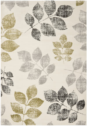 Safavieh Porcello Prl3729a Ivory - Green Area Rug