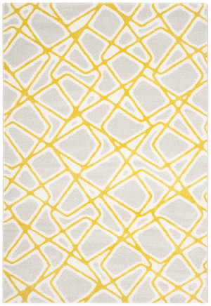 Safavieh Porcello Prl3739a Light Grey - Lime Area Rug