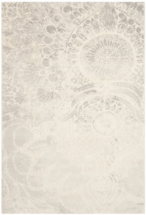 Safavieh Porcello Prl3742g Light Grey / Ivory Area Rug