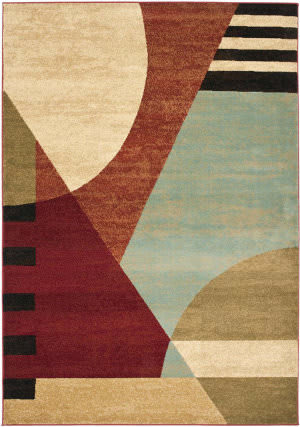 Safavieh Porcello Prl6861 Multi Area Rug