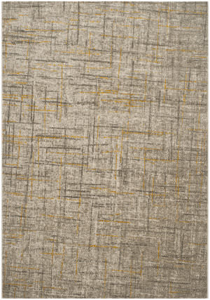 Safavieh Porcello Prl7680a Grey / Dark Grey Area Rug