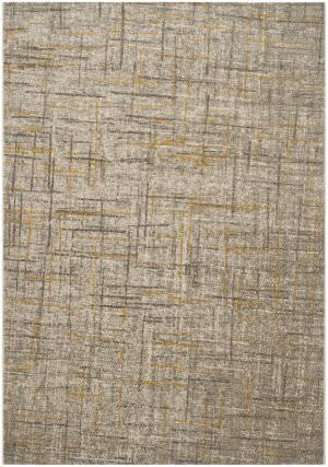 Safavieh Porcello Prl7680a Grey / Dark Grey Area Rug