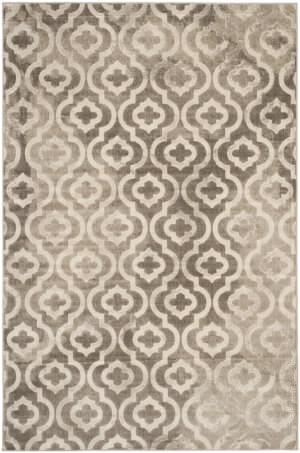 Safavieh Porcello Prl7734e Grey - Ivory Area Rug