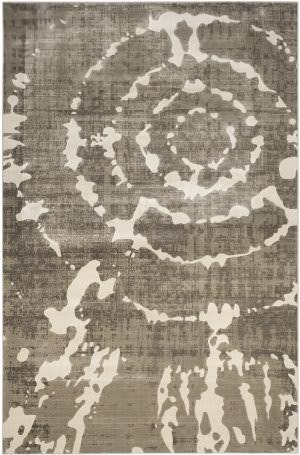 Safavieh Porcello Prl7735 Grey - Ivory Area Rug