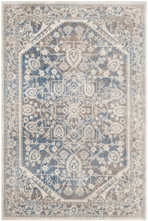 Safavieh Patina Ptn318a Grey - Blue Area Rug