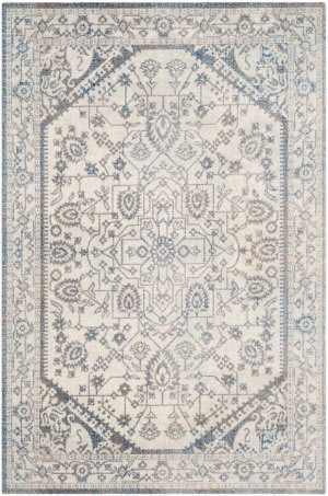 Safavieh Patina Ptn318c Light Grey - Blue Area Rug