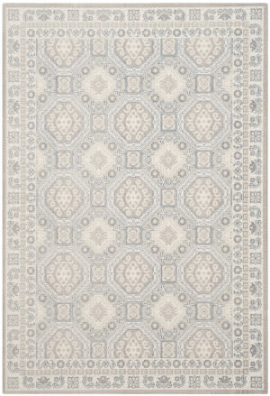 Safavieh Patina Ptn320c Light Grey - Ivory Area Rug