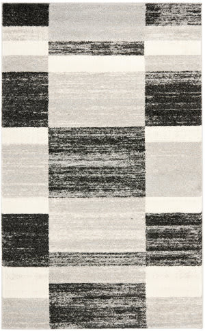Safavieh Retro RET2692-9079 Black / Light Grey Area Rug