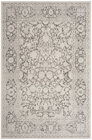Safavieh Reflection Rft667b Dark Grey - Cream Area Rug