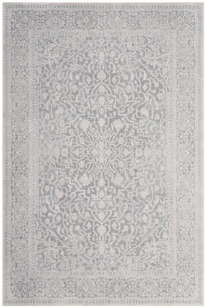Safavieh Reflection Rft670c Light Grey - Cream Area Rug
