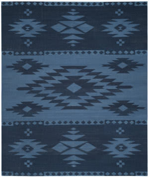 Ralph Lauren Hand Woven Rlr2723b Night Sky Area Rug