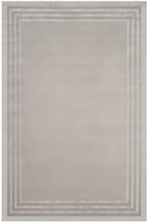 Ralph Lauren Hand Knotted Rlr6672g Sterling Area Rug
