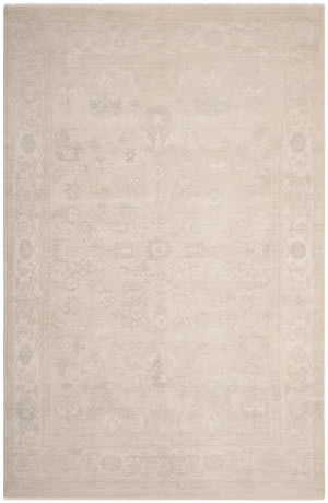 Ralph Lauren Hand Knotted Rlr7051a Fog Area Rug