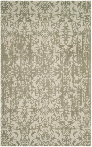 Safavieh Restoration Vintage Rvt101d Light Sage - Grey Area Rug