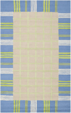 Safavieh Kids SFK320A Taupe / Blue Area Rug