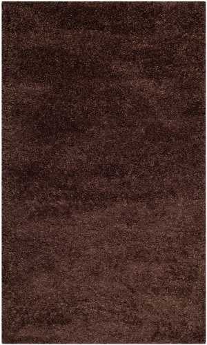 Safavieh Milan Shag Sg180-2525 Brown Area Rug