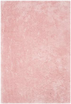 Safavieh Arctic Shag Sg270p Pink Area Rug