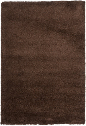 Safavieh Santa Monica Shag Sgn725 Brown Area Rug