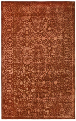Safavieh Silk Road Skr213e Rust Area Rug