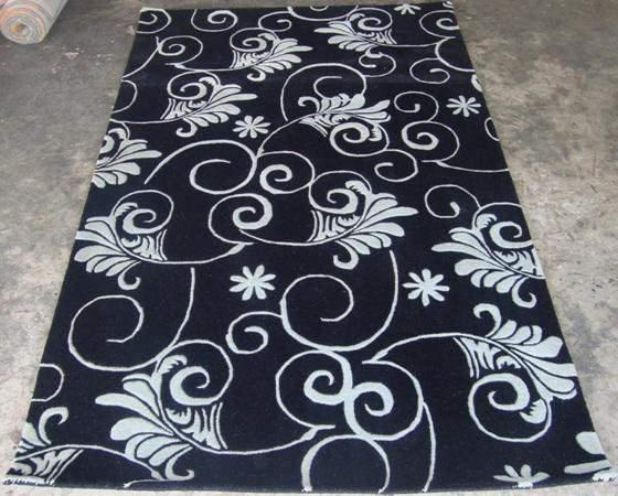 Safavieh Soho Soh218a Black / Ivory Area Rug