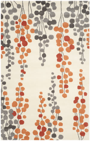 Safavieh Soho Soh338b Beige - Orange Area Rug