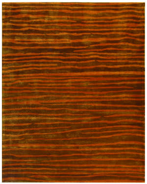 Safavieh Soho Soh426c Brown / Rust Area Rug