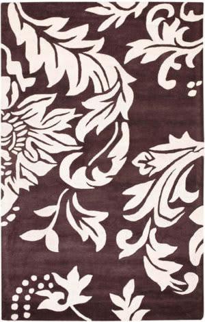 Safavieh Soho Soh831a Brown / Ivory Area Rug