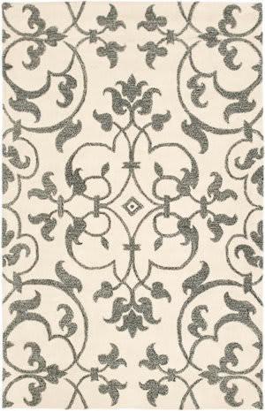 Safavieh Soho Soh840a Ivory / Grey Area Rug